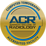 American College of Radiology Computed Tomography Accredited Facility