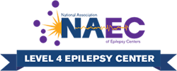 Arkansas Children's has a Level 4 accreditation from the National Association of Epilepsy Centers (NAEC).