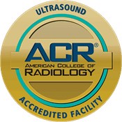 ACR Ultrasound Accreditation Badge