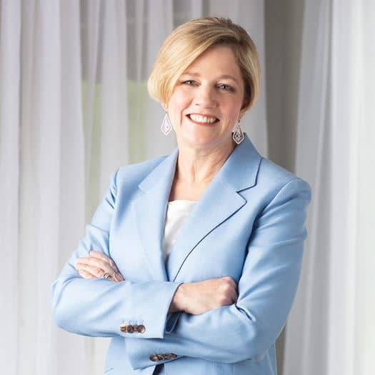Marcy Doderer, President and CEO