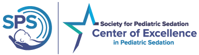 Society for Pediatric Sedation Center for Excellence logo