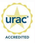 URAC accredidation seal