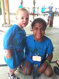 Celebrating Cleft and Craniofacial Awareness Month at Camp Laughter