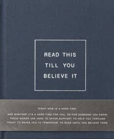 Featured Book - Read This Till You Believe It
