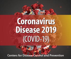 Cartel de coronavirus de los CDC