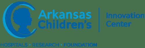 Logotipo de Innovación del Arkansas Children's