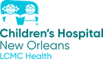 Children's Hospital New Orleans LCMC Health logo