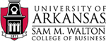 Logotipo deUniversity of Arkansas Sam W. Walton College of Business