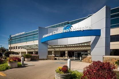 Arkansas Childrens Hospital - Pediatric Hospital in Little Rock, Arkansas