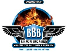 Bikes, Blues & BBQ Logo