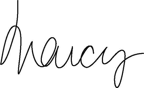 Marcy Doderer's signature