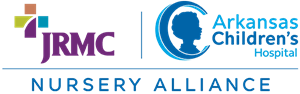 Jefferson Regional Medical Center / Arkansas Children's Nursery Alliance Logo