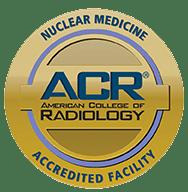 Nuclear Medicine Accreditation Badge
