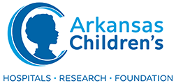 Logotipo de Arkansas Children's
